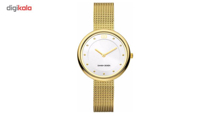 ساعت مچی عقربه ای زنانه دنیش دیزاین مدل IV05Q1191