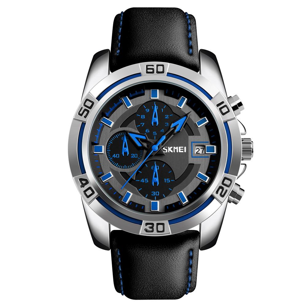 ساعت مچی عقربه ای مردانه اسکمی مدل 9156-08              ارزان