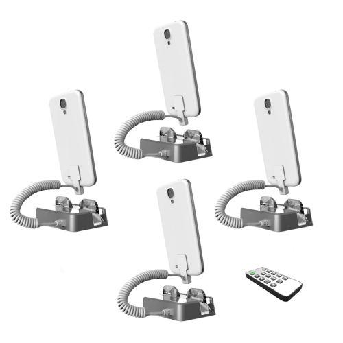 پایه نگهدارنده گوشی موبایل مدل A114W بسته چهار عددی