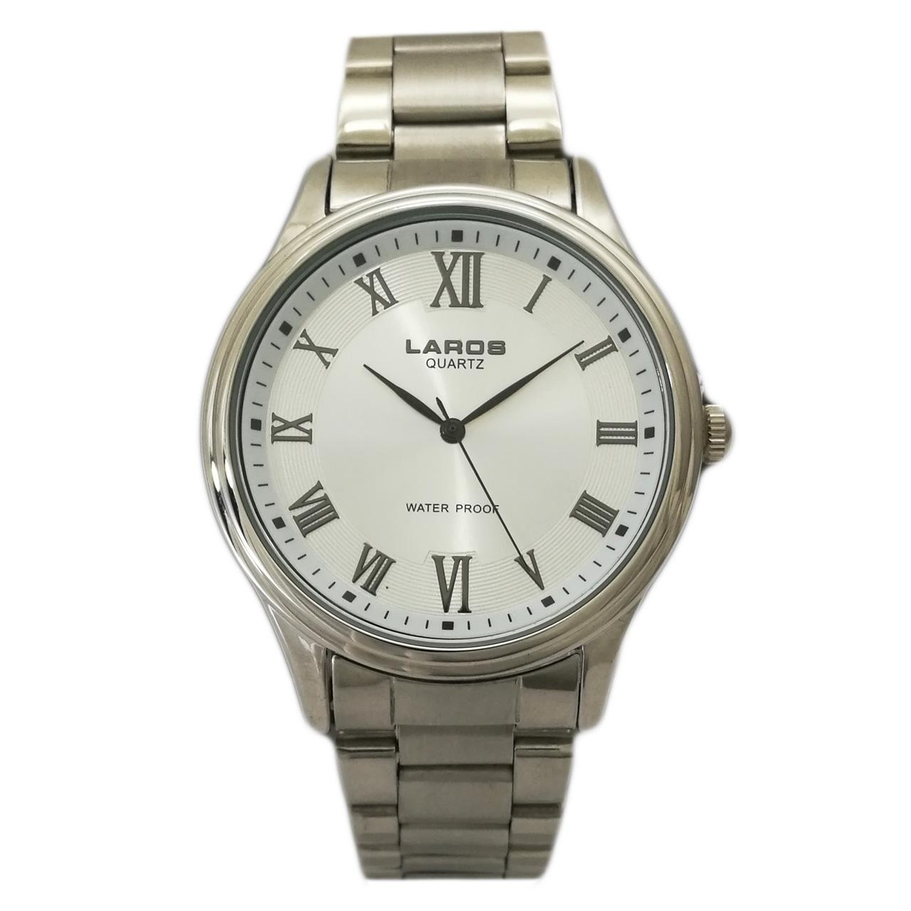 ساعت مچی عقربه ای مردانه لاروس مدل 0817-80071