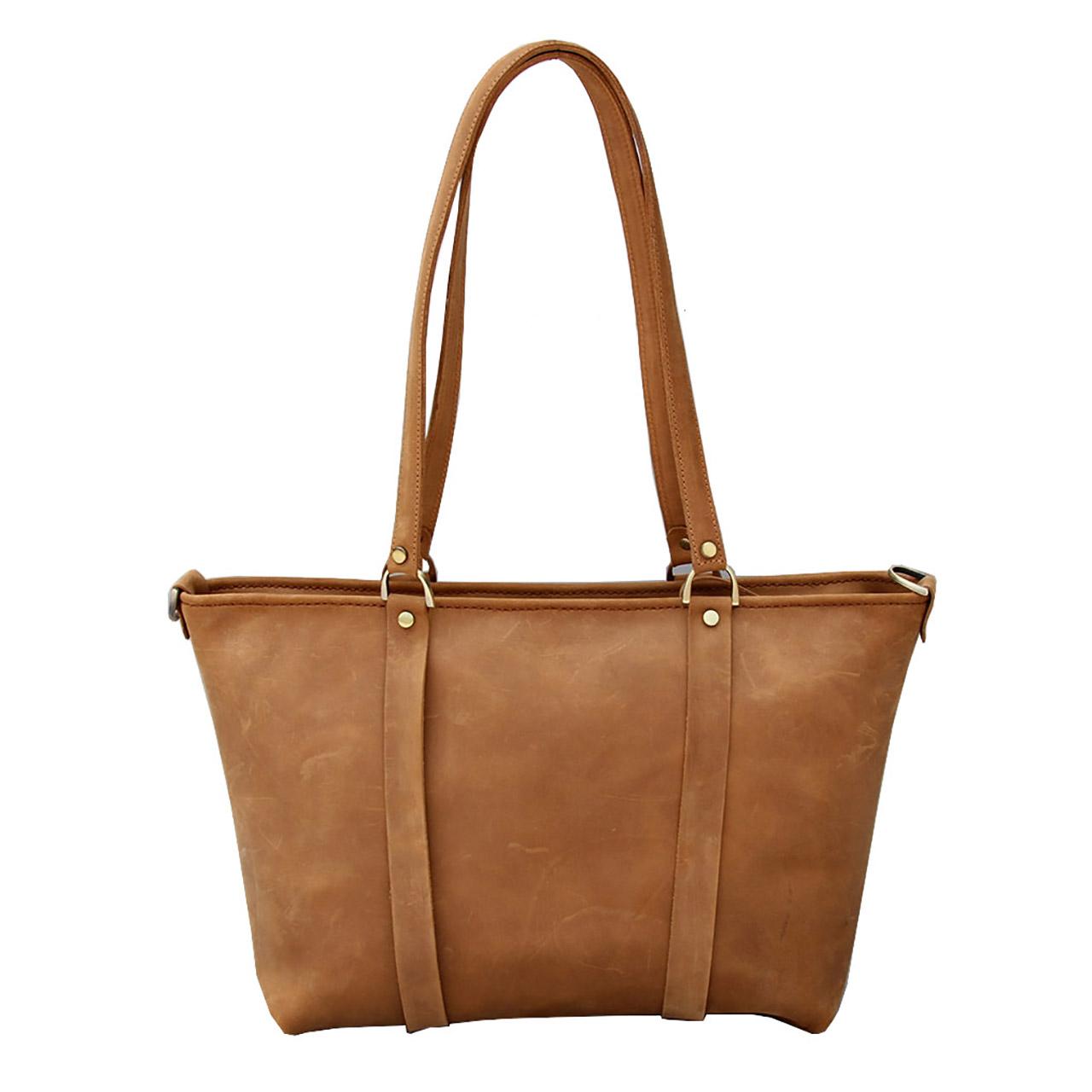 کیف دستی زنانه چرمی لانکا مدل HB-9