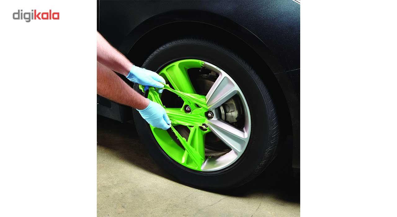اسپری رنگ پلاستیک مشکی مات رینگ و بدنه خودرو 51 مدل Removable حجم 400 میلی لیتر main 1 13