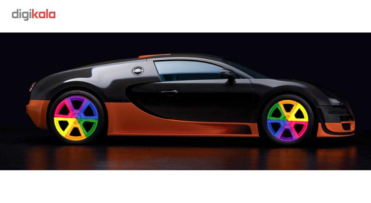 اسپری رنگ پلاستیک مشکی مات رینگ و بدنه خودرو 51 مدل Removable حجم 400 میلی لیتر main 1 14