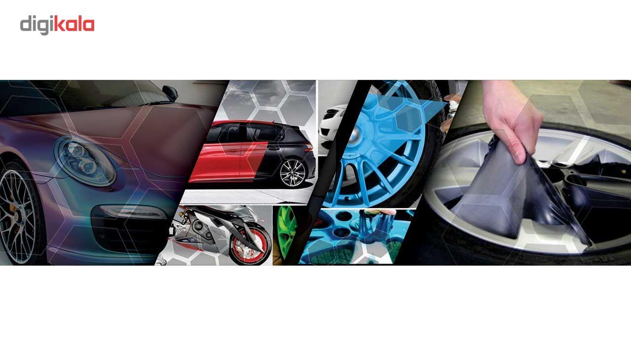 اسپری رنگ پلاستیک مشکی مات رینگ و بدنه خودرو 51 مدل Removable حجم 400 میلی لیتر main 1 15