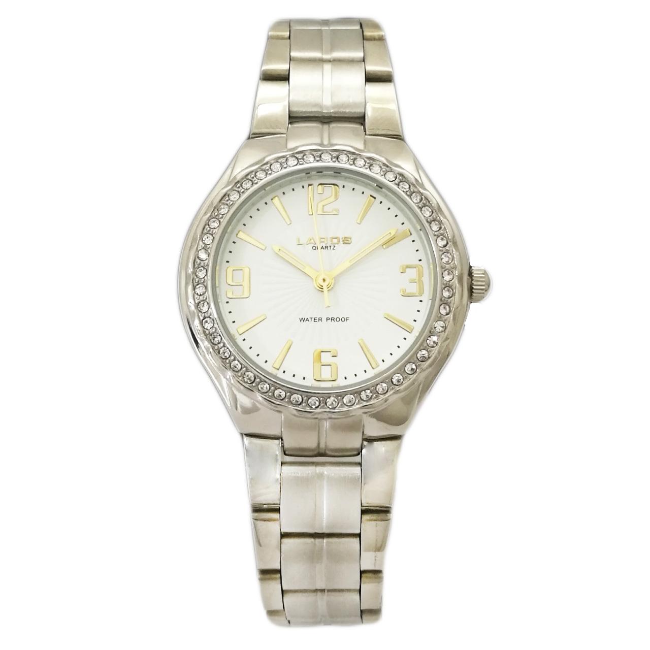 ساعت مچی عقربه ای زنانه  لاروس مدل 0717-80016