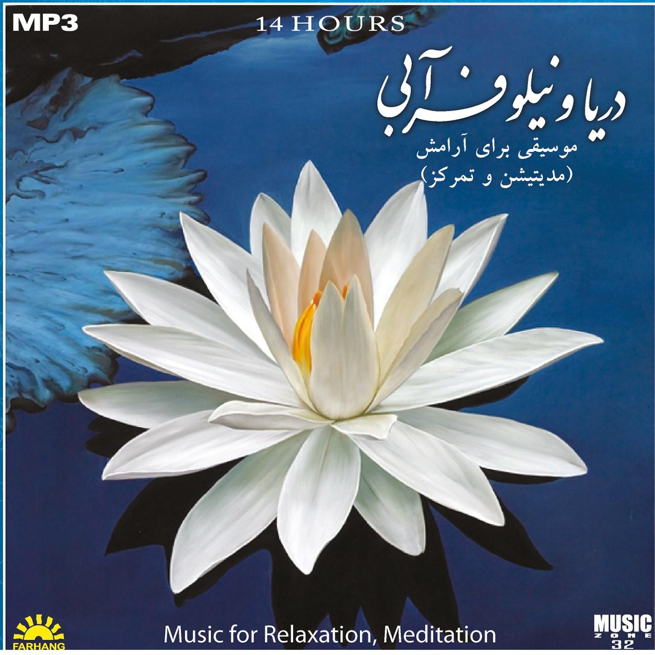 موسیقی بی کلام نیلوفر آبی نشر فرهنگ