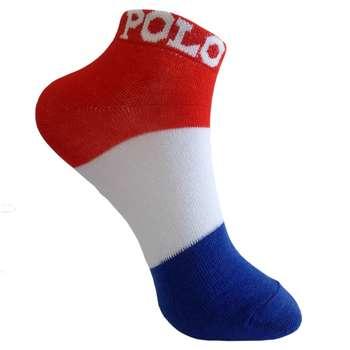 جوراب زنانه مدل پرچم فرانسه