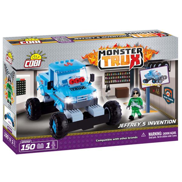 لگو کوبی مدل monster TRUX