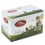 چای سبز کیسهای هل سحرخیز بسته 20 عددی