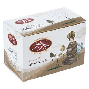 چای سیاه کیسهای کلاسیک سحرخیز بسته 20 عددی