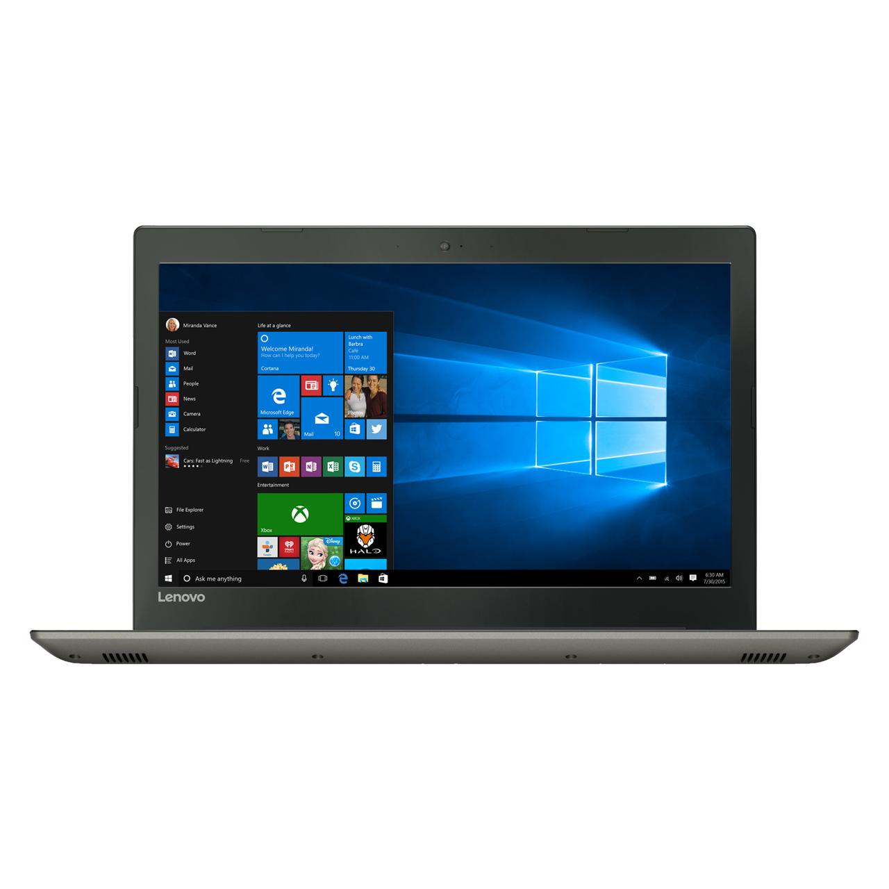 لپ تاپ 15 اینچی لنوو مدل Ideapad 520 - M