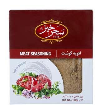 ادویه گوشت سحرخیز مقدار 100 گرم