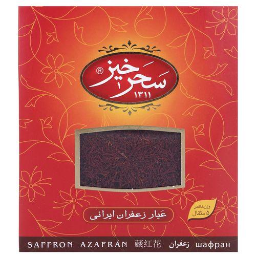 زعفران سرگل کادوئی سحرخیز مقدار 23.04 گرم