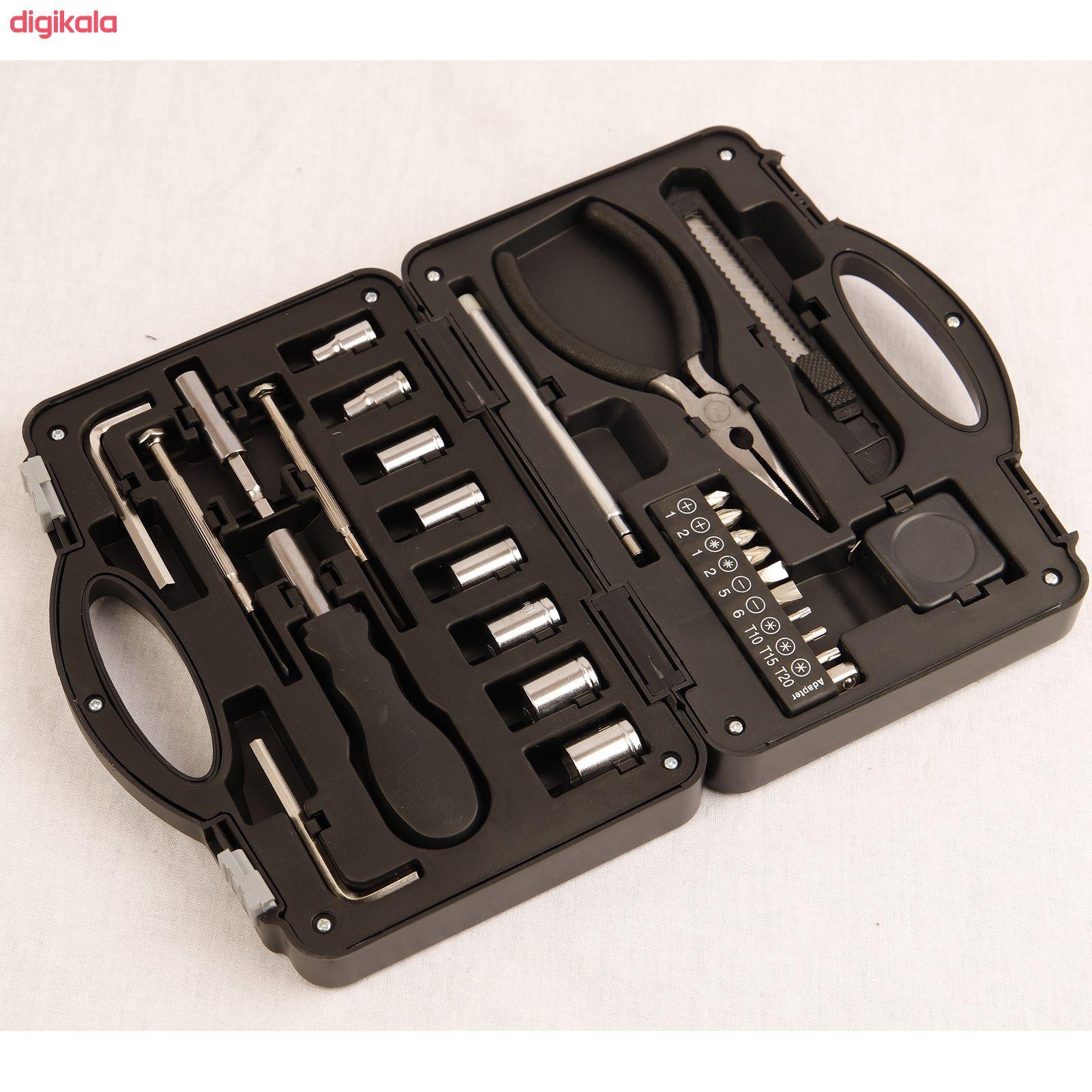 مجموعه 28 عددی ابزار مدل 3020300 main 1 2
