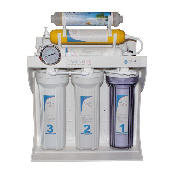 دستگاه تصفیه کننده آب آکوا لاین مدل RO-LINE EN7000
