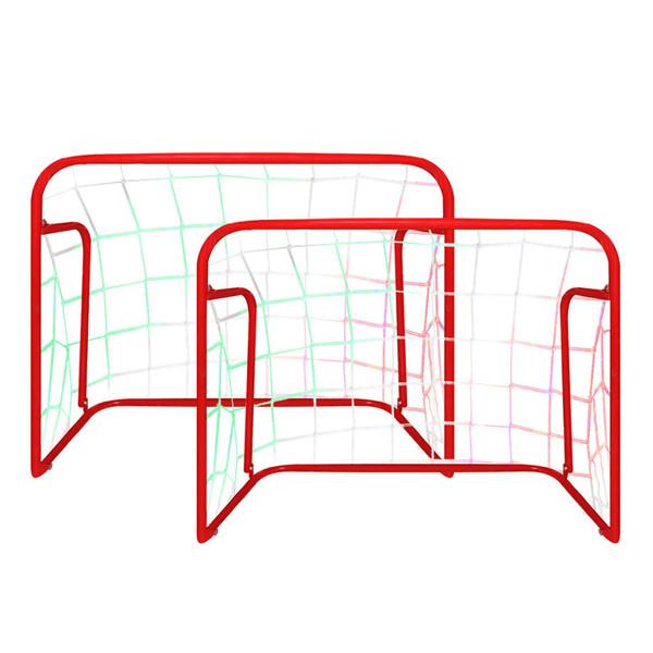 دروازه فوتبال مدل MNR-fk90 بسته 2 عددی سایز L