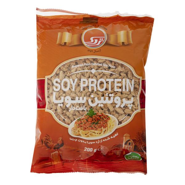 پروتئین سویا تردک مقدار 200 گرم