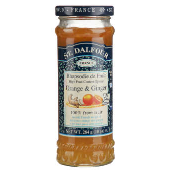 مربا پرتقال و زنجبیل سن دالفور مقدار 284 گرم