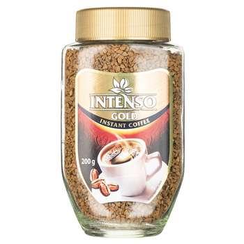 پودر قهوه فوری گلد اینتنسو مقدار 200 گرم