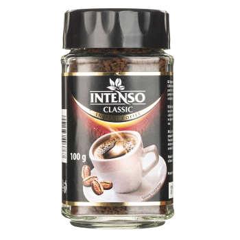 پودر قهوه فوری کلاسیک اینتنسو مقدار 100 گرم