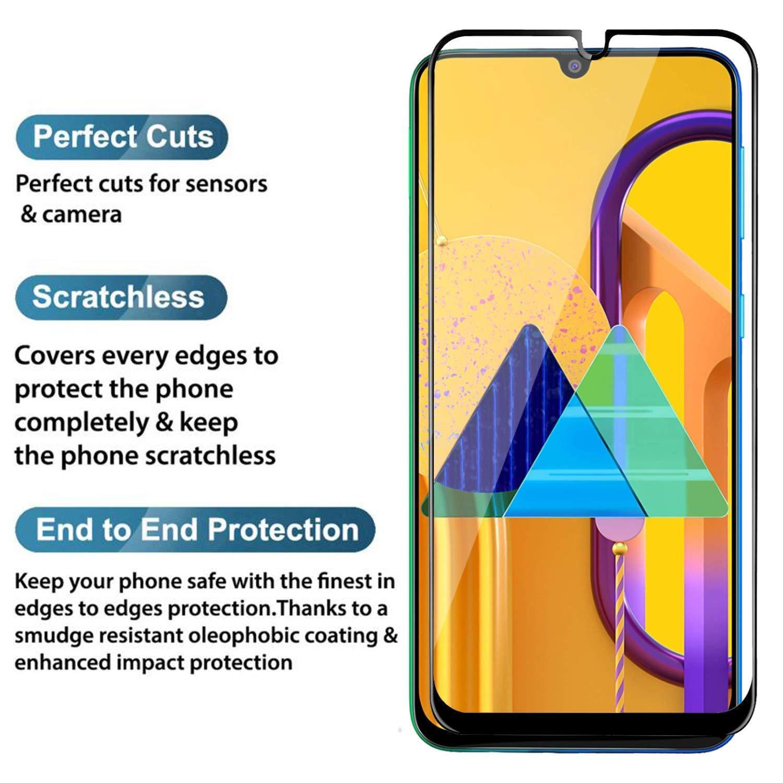 محافظ صفحه نمایش فوکس مدل PT001 مناسب برای گوشی موبایل سامسونگ Galaxy M31 main 1 7