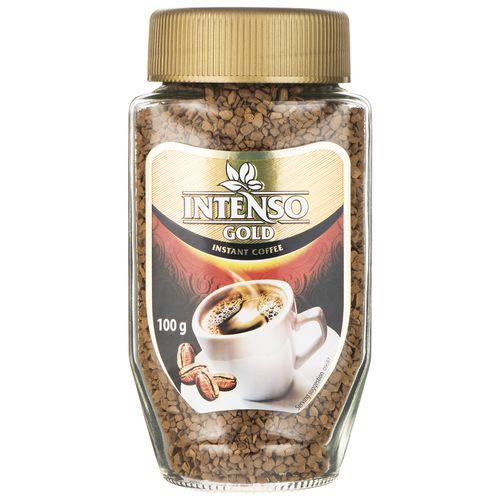 پودر قهوه فوری گلد اینتنسو مقدار 100 گرم