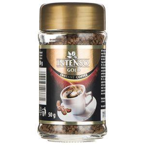 پودر قهوه فوری گلد اینتنسو مقدار 50 گرم