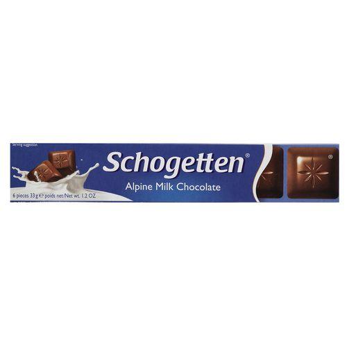 شکلات شیری شوگتن مقدار 33 گرم