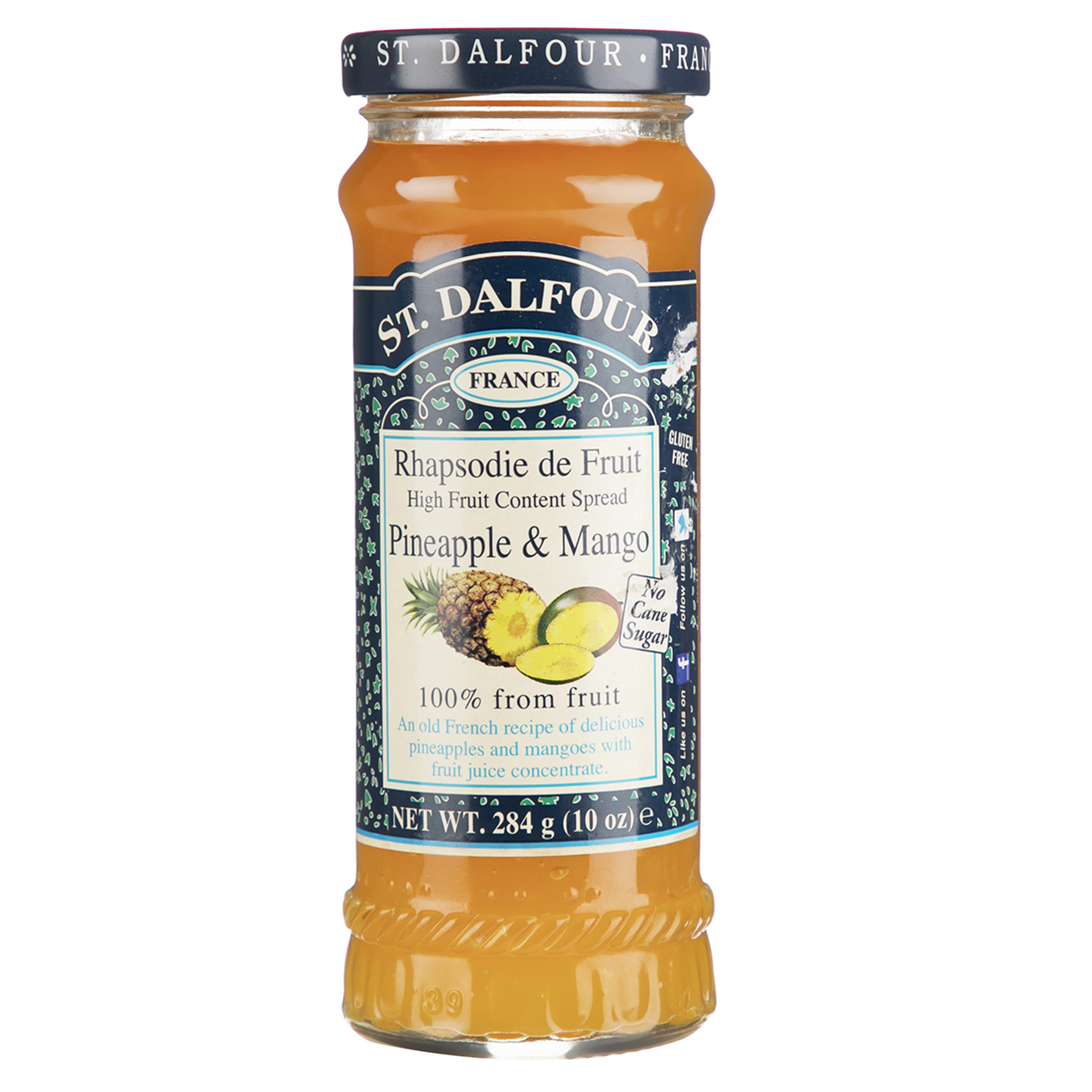 مربا آناناس و انبه سن دالفور - 284 گرم