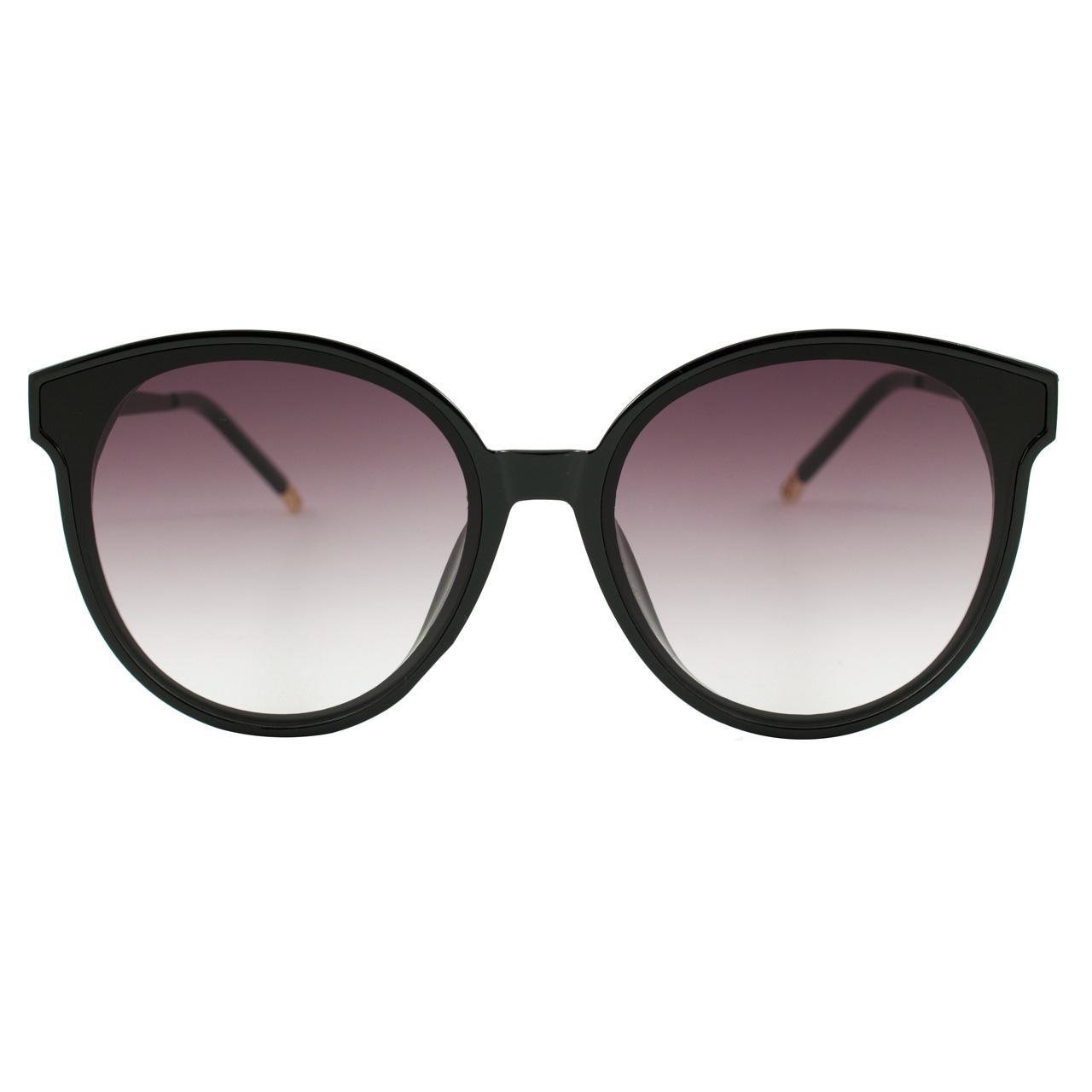 عینک آفتابی ویلی بولو مدل Big Sharp Black Cat Eye
