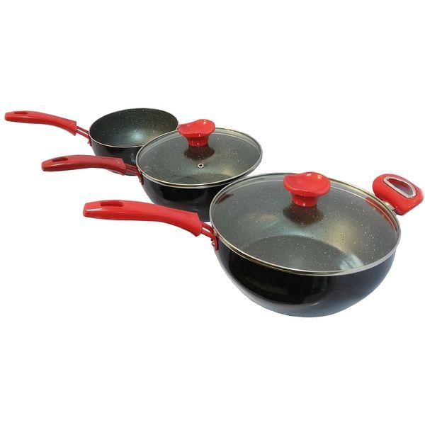 سرویس پخت و پز 5 پارچه مدل goupra