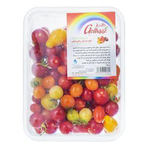 گوجه فرنگی رنگین کمان گل باز مقدار 500 گرم