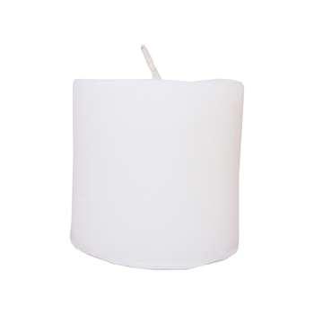 شمع ارکیده مدل استوانه سایز کوچک
