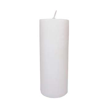 شمع ارکیده مدل استوانه سایز بزرگ
