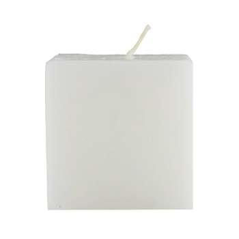 شمع ارکیده مدل مکعب سایز کوچک