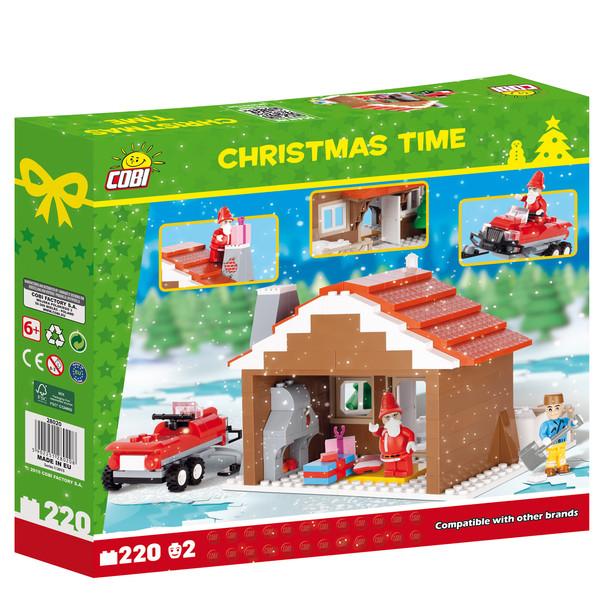 لگو کوبی مدل small army - christmas time