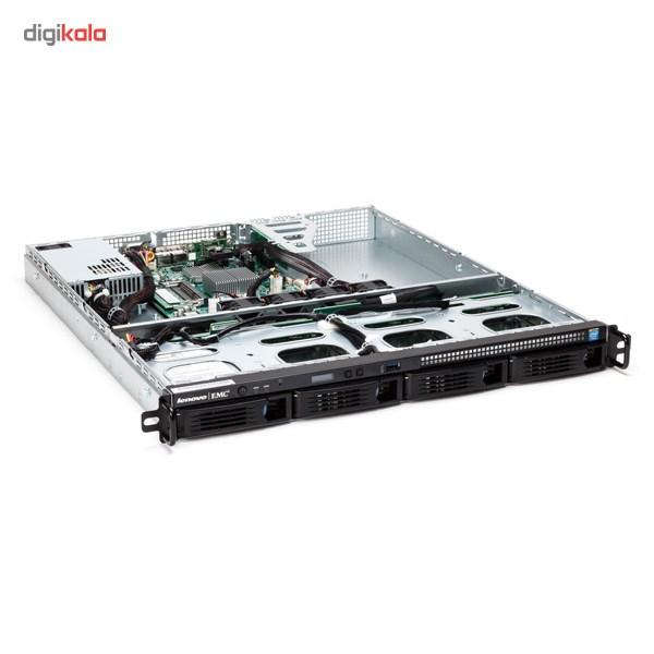 ذخیره ساز تحت شبکه لنوو مدل آیامگا EMC PX4-400R بدون هارد دیسک