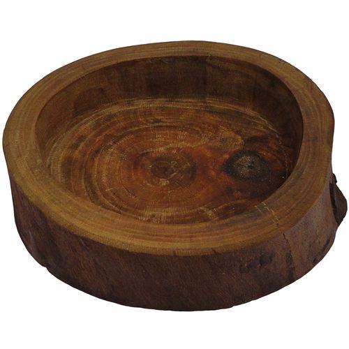 زیرسیگاری چوبی مدل WeWood طرح ساده دایره ای