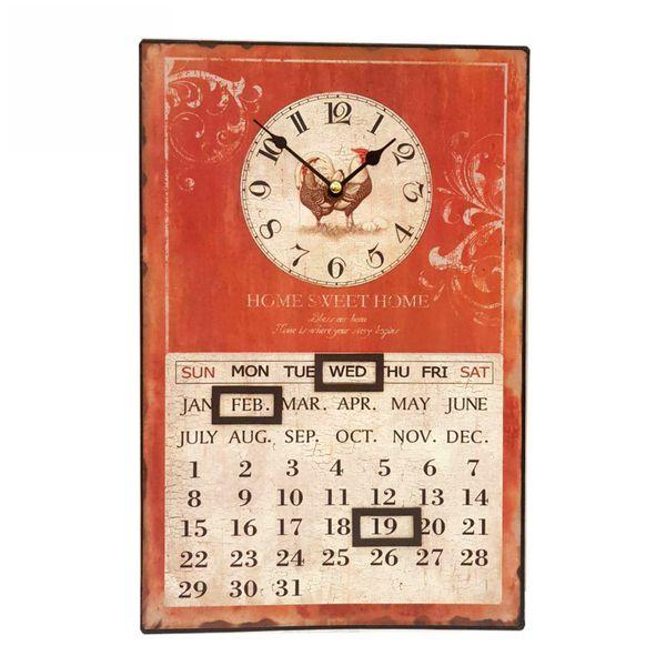 ساعت دیواری داوین لوکس مدل MD48