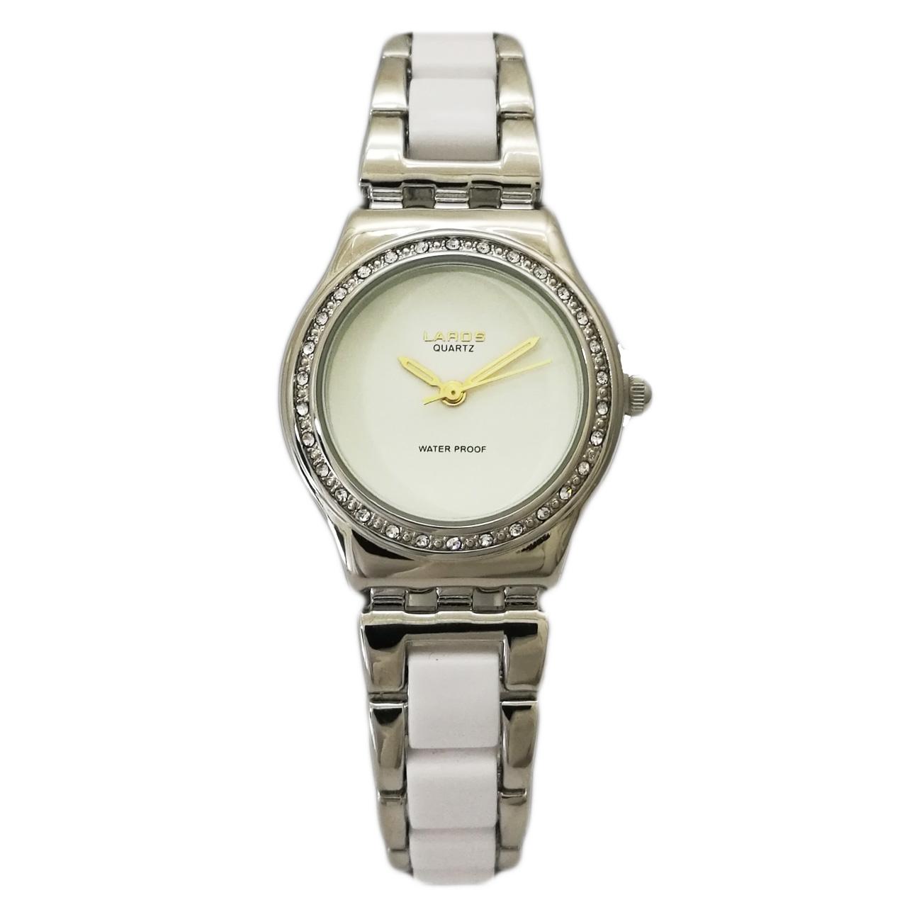 ساعت مچی عقربه ای زنانه لاروس مدل 0917-80102
