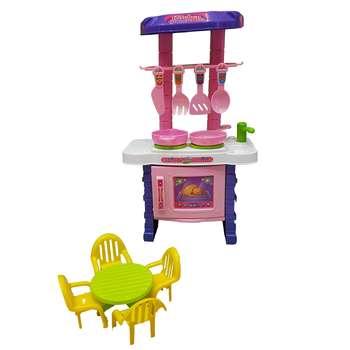 ست اسباب بازی آشپزخانه مدل Kids