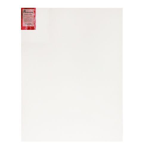 بوم ممتاز نقاشی پیشگام مدل دور سفید سایز 100x70 سانتی متر