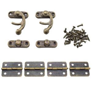 لولا و قفل مدل AS040 مجموعه 6 عددی