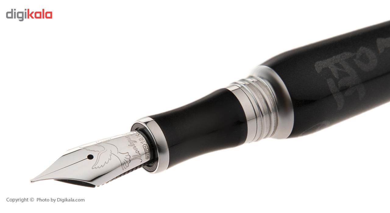 خودنویس مونته گراپا مدل Pen Of Peace ISDPX3IC