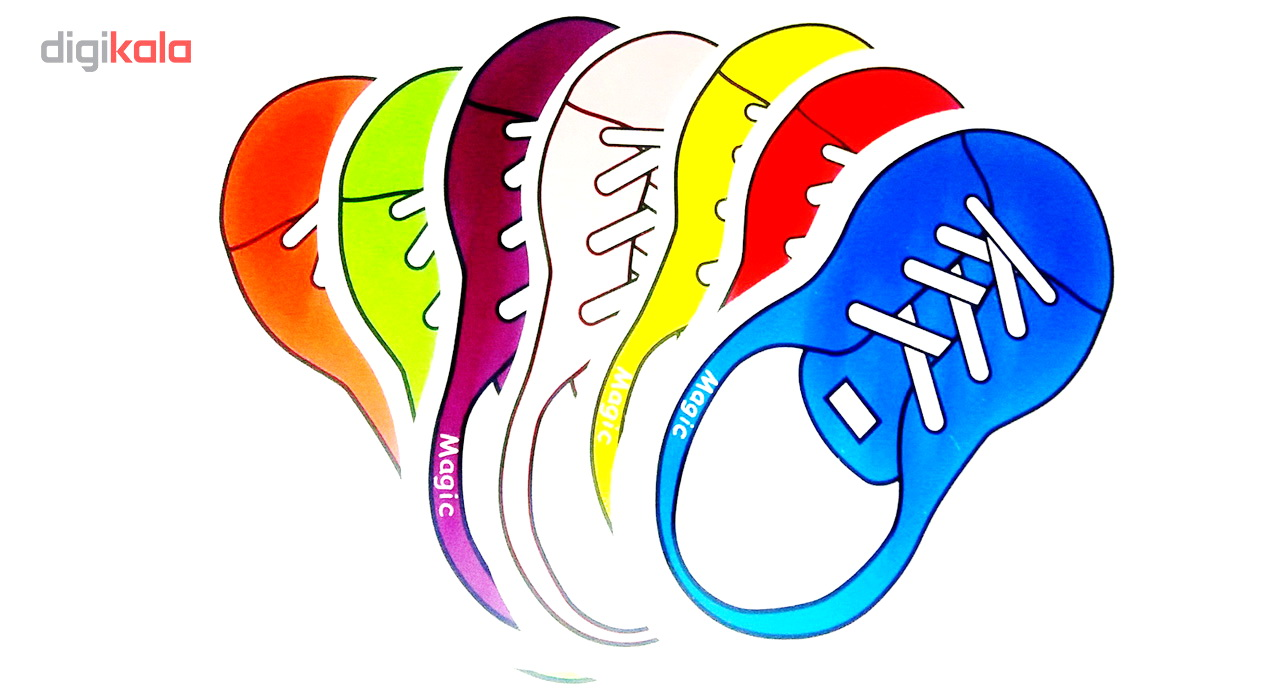 ابزار شعبده بازی مدل پیشگویی کفش DSK199