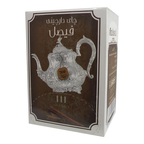 چای کیسه ای دارچینی فیصل بسته ۱۲ عددی