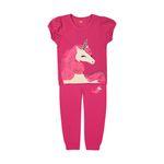 ست تی شرت و شلوار دخترانه مادر مدل 2041104-66 thumb
