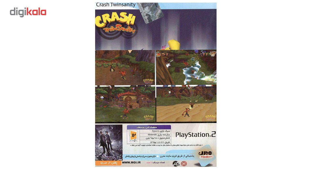 بازی Crash Twinsanithمخصوص پلی استیشن 2 main 1 2