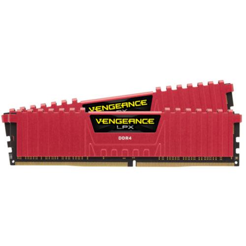 رم کامپیوتر کورسیر مدل Vengeance LPX 3200MHZ DDR4 ظرفیت 16 گیگابایت