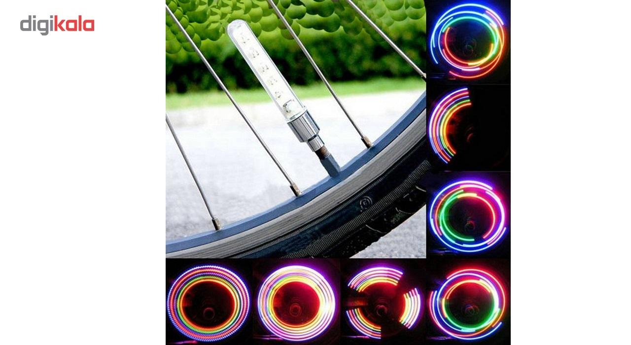 چراغ دوچرخه مدل YX بسته 2 عددی
